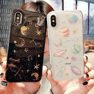 korean ulzzang planet phone casing