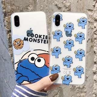 🚚 Preorder - Cookie Monster Case