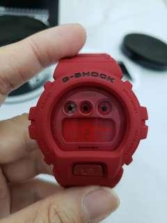 Casio G Shock DW-6935C-4DR 35 th Anniversary RED , Brand New. Collectors Item.