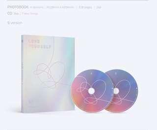 BTS Love Yourself: Answer 结 (S version)