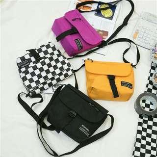 [po] ulzzang crossbody / sling bag
