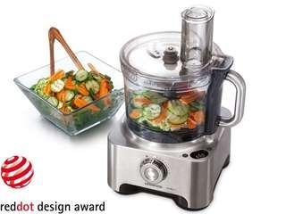 Kenwood Multi PRO Sense Food Processor With Build In Weighing Scales FPM810