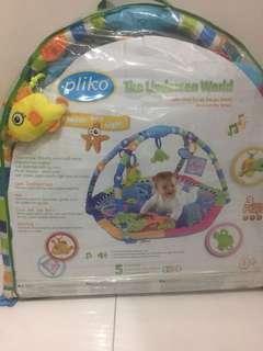 Pliko mainan bayi