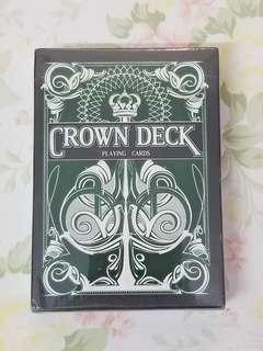 [減價] Crown Deck 花式扑克牌