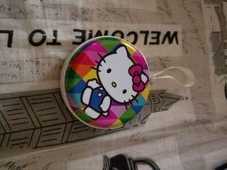 全新🙌Hello kitty 凱蒂貓馬口鐵零錢包/耳機收納盒