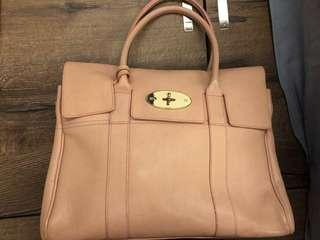 🚚 Authentic Mulberry Bayswater in blush pink