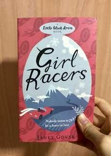 🚚 English Fiction Book - Girl Racers