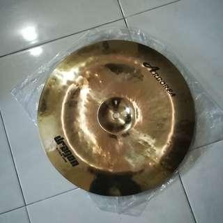 """ARBOREA Cymbals - 16""""CHINA Dragon Series"""