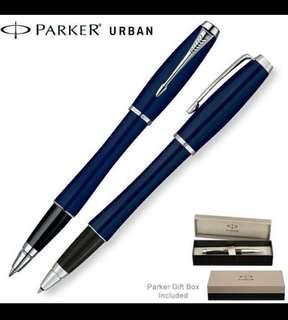 🚚 Parker Pen Urban Blue