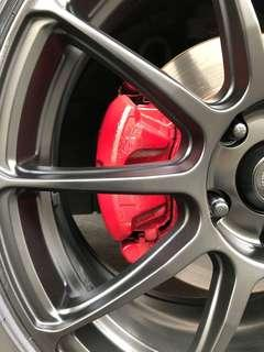 Rims and calipers promo ending!