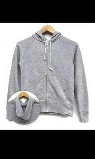MUJI Hoodie/Jacket