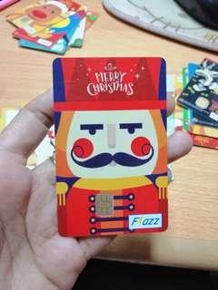 Flazz card