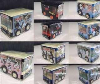 Pingu Pinga 車仔連盒