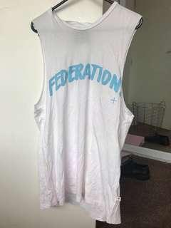 Federation tank top