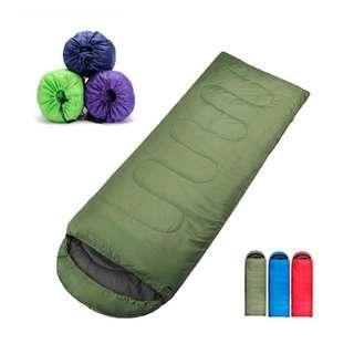 Mihawk Sleeping Bag Portable & Water Resist Camping Blanket [FREE Bag]