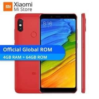Global ROM Xiaomi Redmi Note 5 4GB 64GB