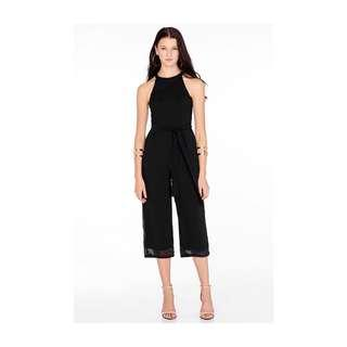 theclosetlover (TCL) Krysten Culottes Romper