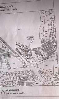 Residential Land Lot For Sale - Sentul