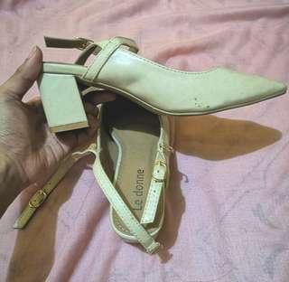 Le Donne Nude Heels