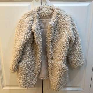 🚚 羊咩咩保暖厚外套