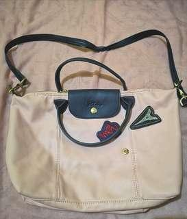Longchamp Pink Bag