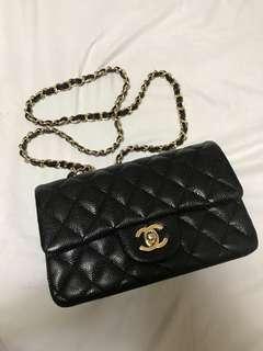 Chanel Classic Mini Bag 20cm