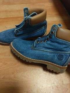 🚚 Timberland 牛仔 6吋靴