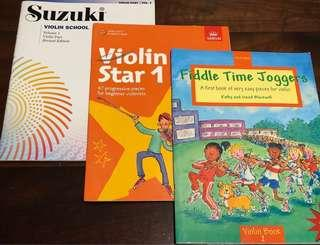 Free - Children's violin books level 1