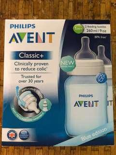 Philips avent classic+ 9oz twin pack