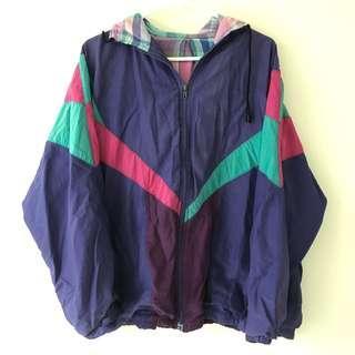 Vintage Colourblock jacket
