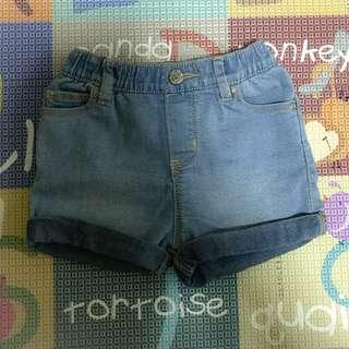 Baby Poney Shorts (6-12months old)