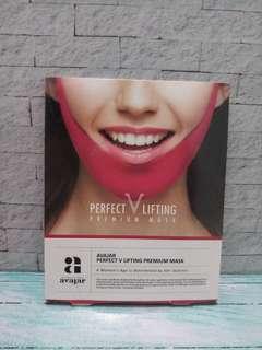 Avajar Perfect V Lifting Mask