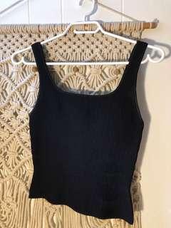 Aritzia knit tank top!