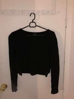 Aritzia Nathaniel cropped sweater