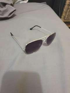 Rubi aviator sunglasses, never worn, great condition. Comes with little protective case