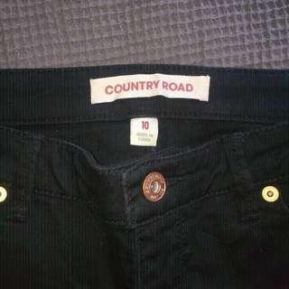 Black Country Road Jeans