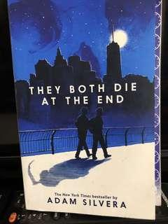 They Both Die in the End by Adam Silvera