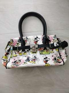 🚚 Mickey mouse handbag (Preloved)