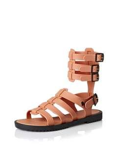 Melissa Removable Strap Gladiator  Sandals
