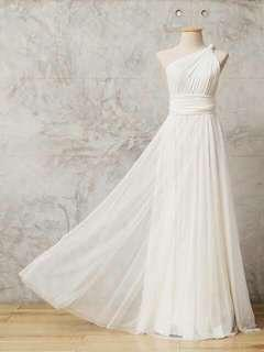 Infinity Dress with Tulle