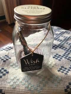 21st Birthday Wish Jar