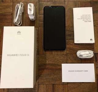 Huawei Nova 3i 128gb Iris Purple