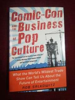 Comic-Con and the Business of Pop Culture (hardbound)
