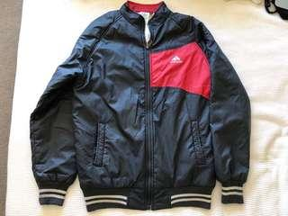 Warm retro adidas jacket