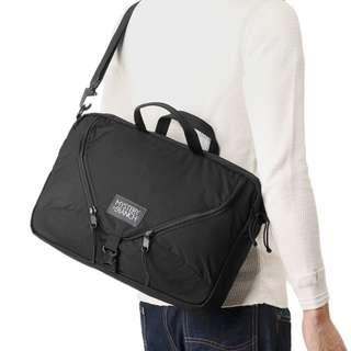 BNWT Mystery Ranch 3 Way expendable Briefcase
