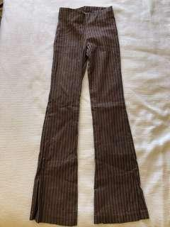 Funky retro flared pants