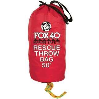 BNWT Fox40 50 feet Rescue Throw bag