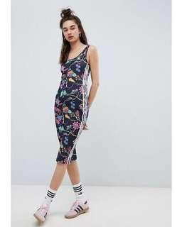 🚚 Limited Adidas Floral dress