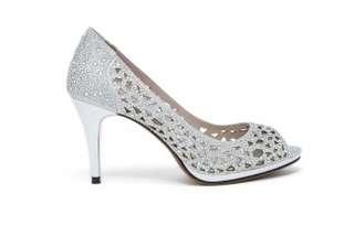 99231819574 Diamond rhinestone high heel