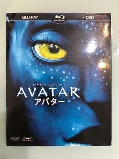 Blu-Ray DVD AVATAR 阿凡達